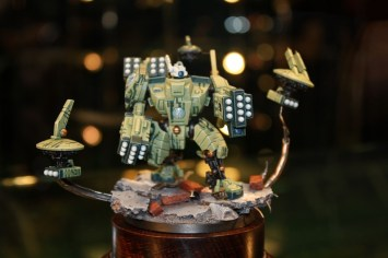 Warhammer 40k Monster Bronze