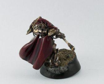 Asterion Moloc - Minotaur Chapter Master
