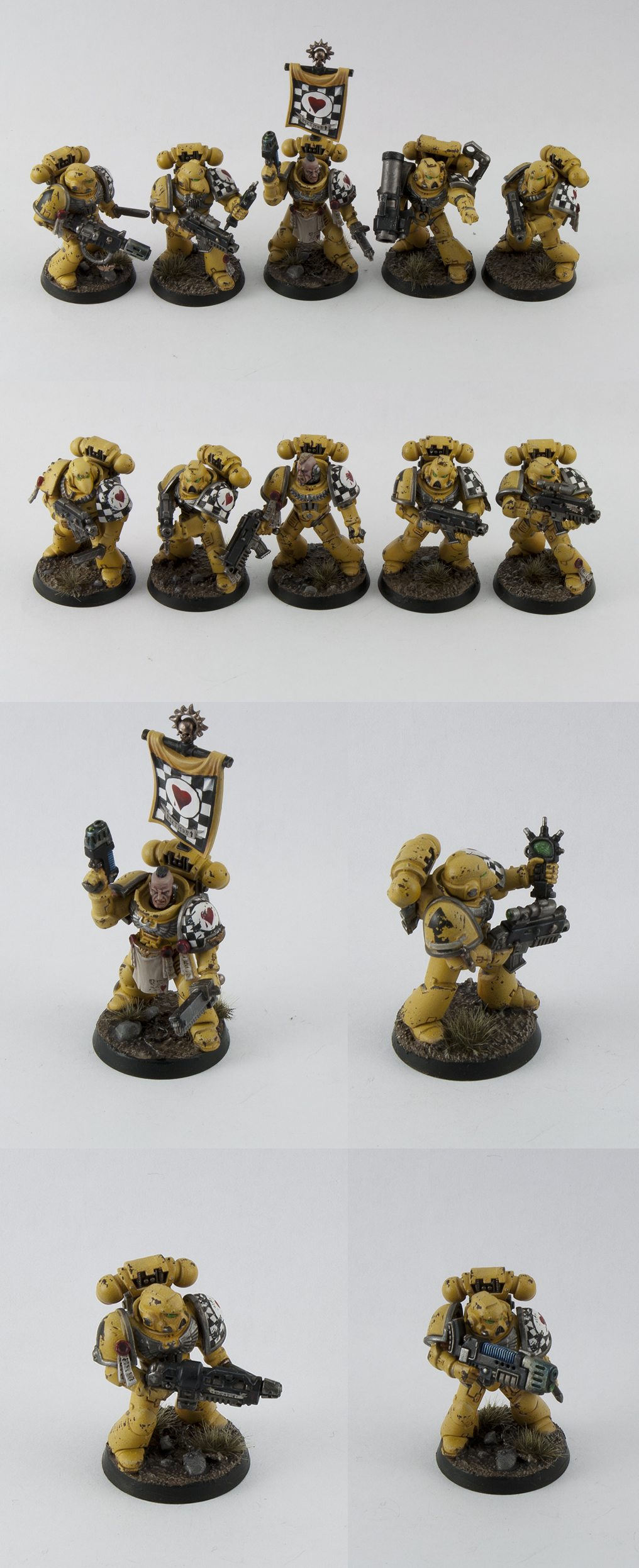 Lamenters Chapter Tactical Squad