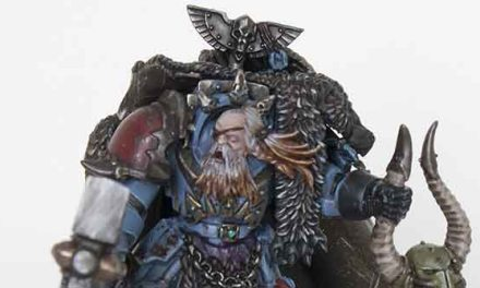 Showcase: 13th Company Wolf Lord