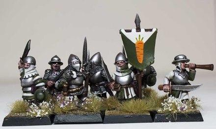Showcase: Westfalia Fantasy Halflings
