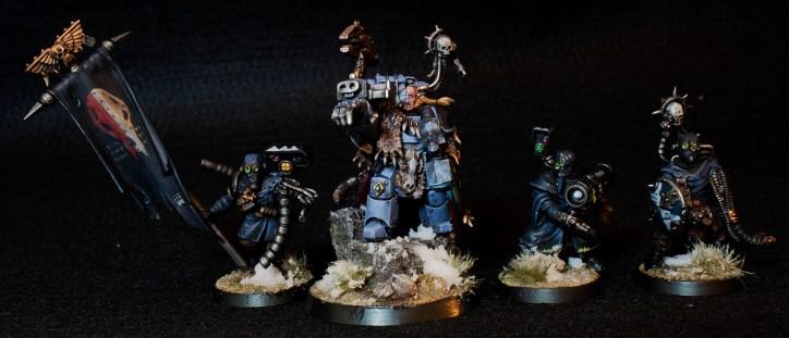 gunnar ironjaw and retinue