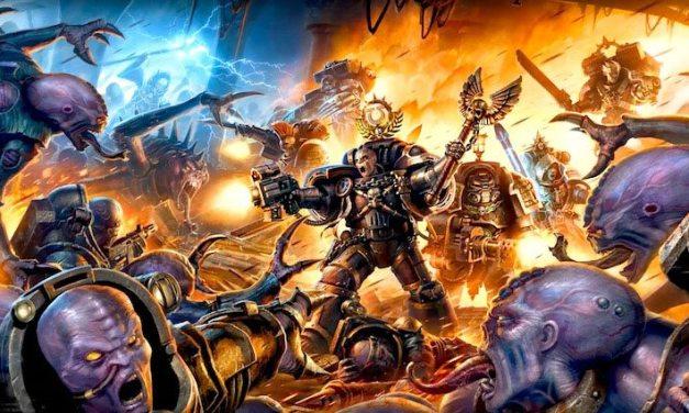Rumours: GW Deathwatch Overkill
