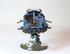 landspeeder - space wolves