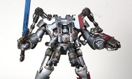 Showcase: Tabletop Standard Grey Knights & Custom Space Marine Chapter