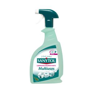 Sanytol limpador desinfetante Multiusos - Eucalipto - Tartaruguita