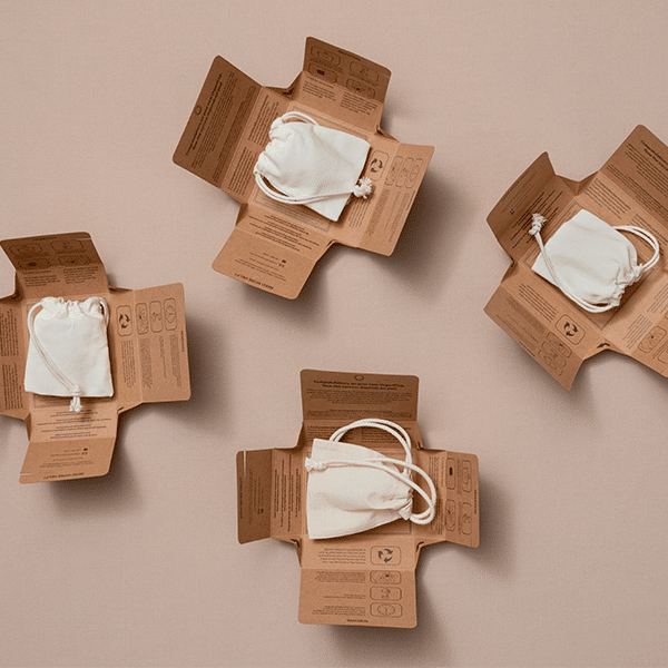 Copo Menstrual OrganiCup Tartaruguita