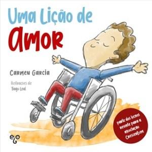 Uma Lição de Amor - Carmen Garcia - Tartaruguita
