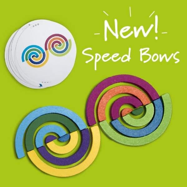 Arcos de Velocidade - Speed bows - Tartaruguita
