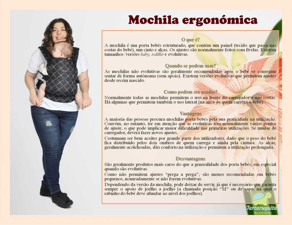Mochila - Tartaruguita