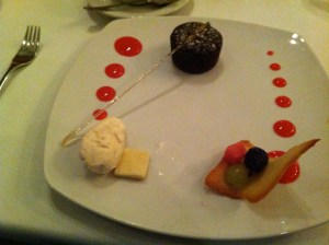 Steve's Dessert: Chocolate Cake