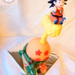 Dragon Ball Cake