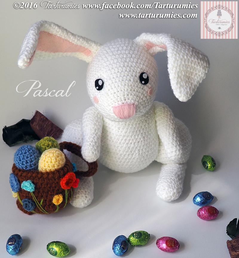 Amigurumi Patrón: Conejito de Pascua Pascal – Tarturumies