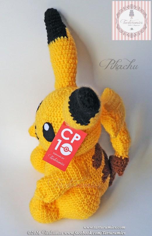Pokémon Pikachu Tarturumies