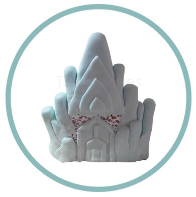 Step by Step Frozen Castle RKT
