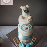 Sweet Table Baptism Little Bear by Tarturumies