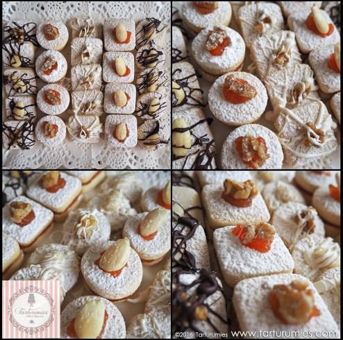 Pastas de Mantequilla Tarturumies