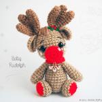 Reindeer Baby Rudolph