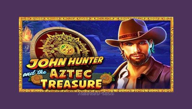 Slot John Hunter Aztec Treasure