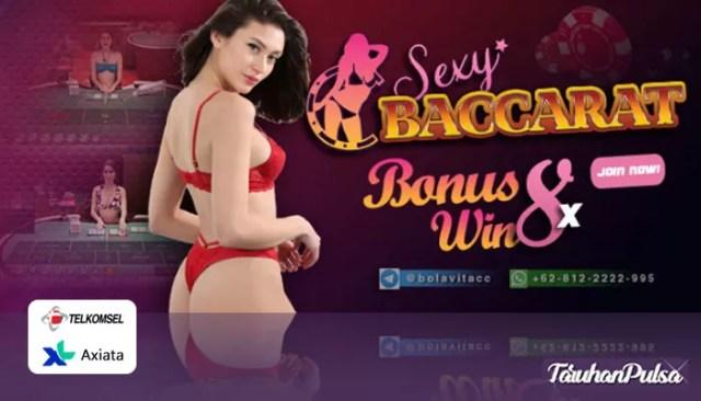 Bertaruh Seru Dengan 8x Win Di Sexy Baccarat