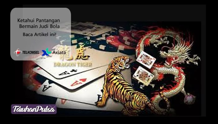 Permainan Judi Dragon Tiger Live Online