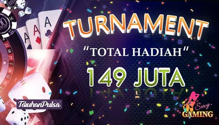Turnament Sexy Gaming Sv388 Berhadiah 149 Juta!