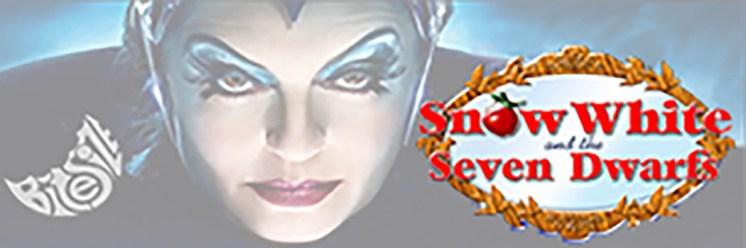 snow white banner x