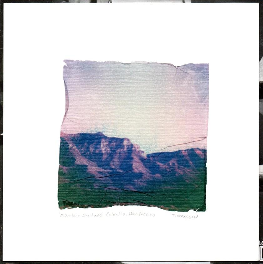Mountain Shadow, 2019.