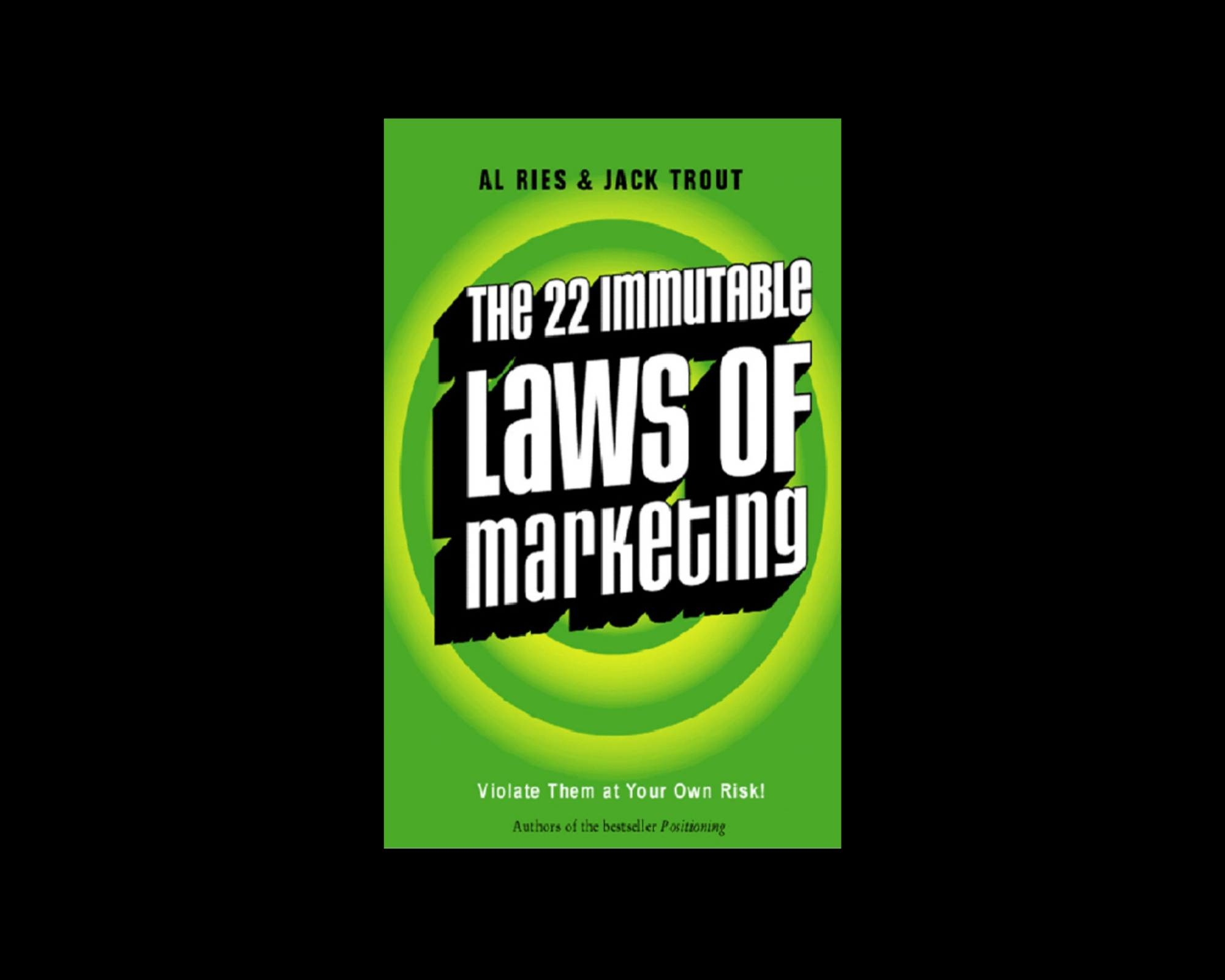Artist Reviews Books: The 22 Immutable Laws of Marketing