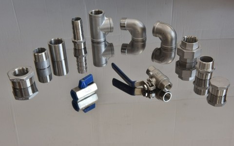 Paslanmaz Fittings