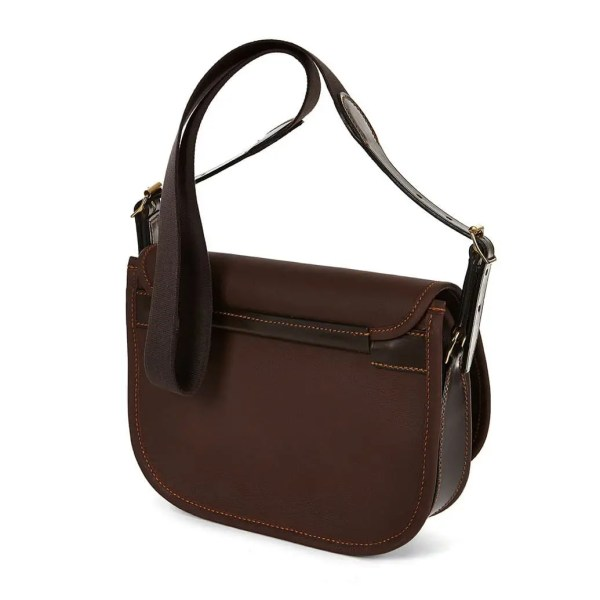 Brady Glen Leather Cartridge bag 1