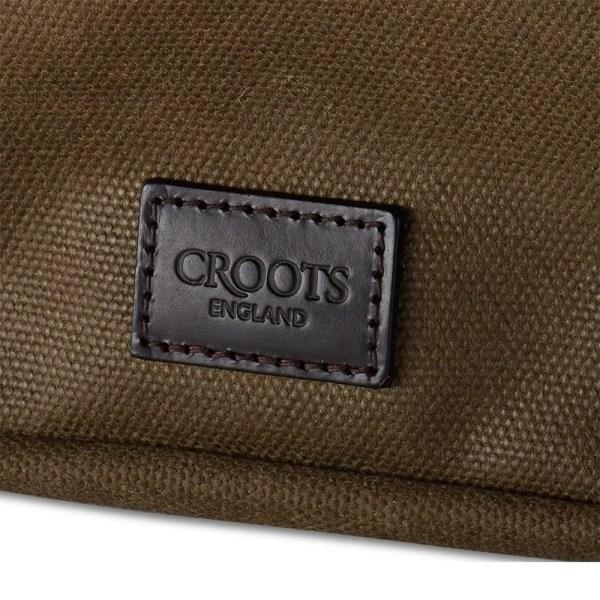 Croots Vintage Laptoptasche Range, olive 5