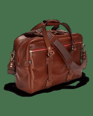 Croots Vintage Leder Traveller