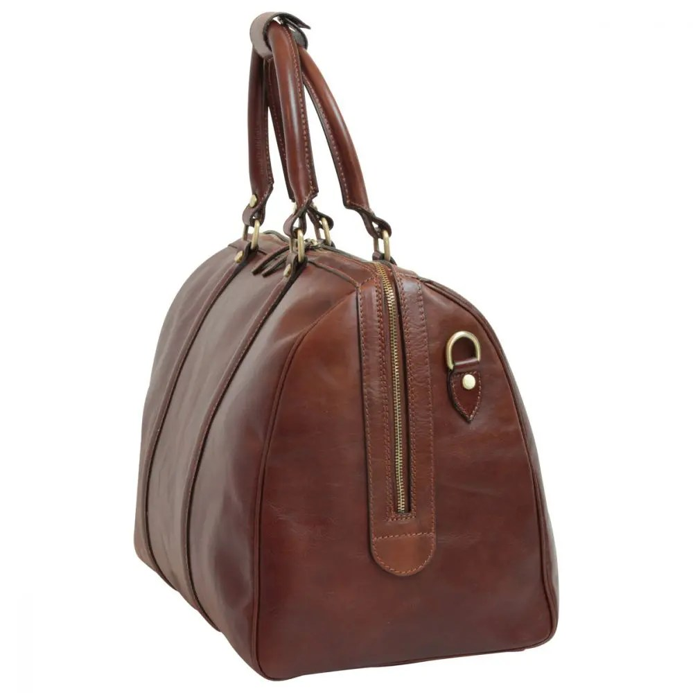 Quer stehende Duffel Bag Old Angler