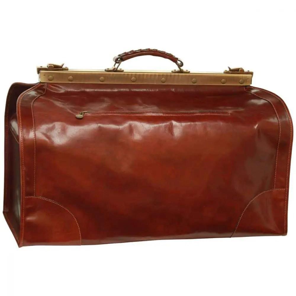 Reisetasche Old America von vorne