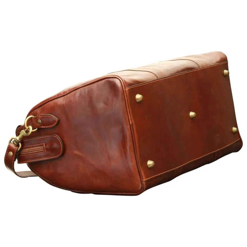 Boden Reisetasche mit Schultergurt braun