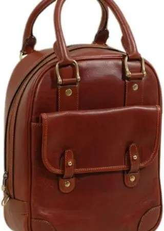 Schuhtasche Tuscan Soul Deluxe Frontansicht