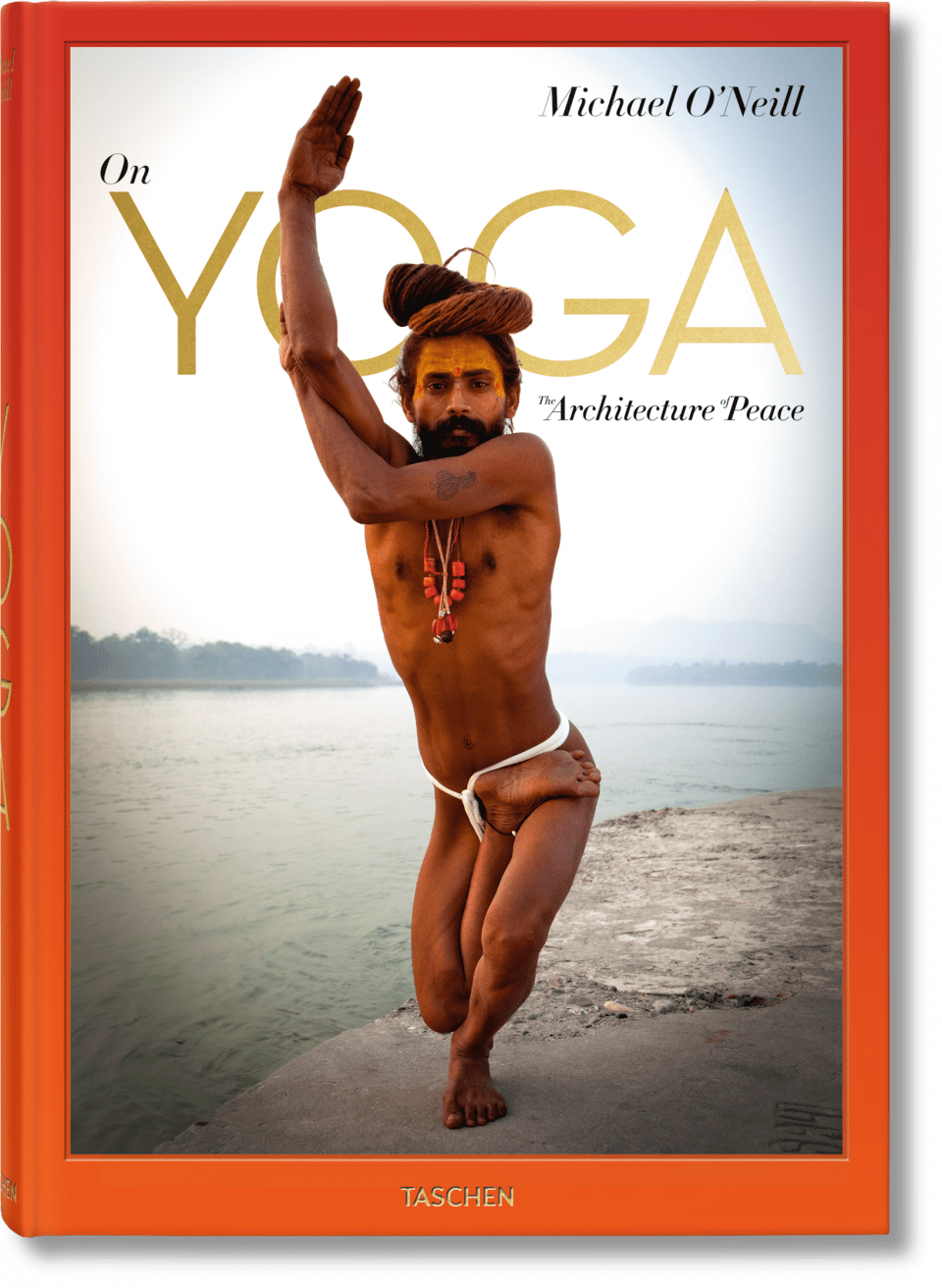 Michael O Neill On Yoga The Architecture Of Peace Taschen Books