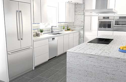 bosch kitchen stainless undermount sink s full line of household appliances help make everyday a little easier