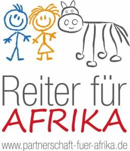 Reiter für Afrika