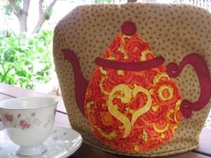 Fabric Tea Pot Cosy