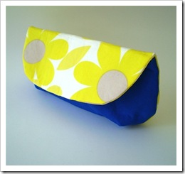 Sunshine Mini Clutch by Redeem Designs on Etsy