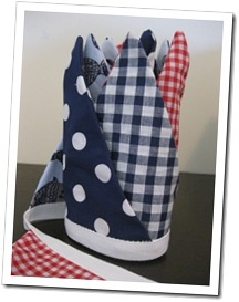 Mean Red Fish Bunting Flags by MillyMollyMandy on Made It