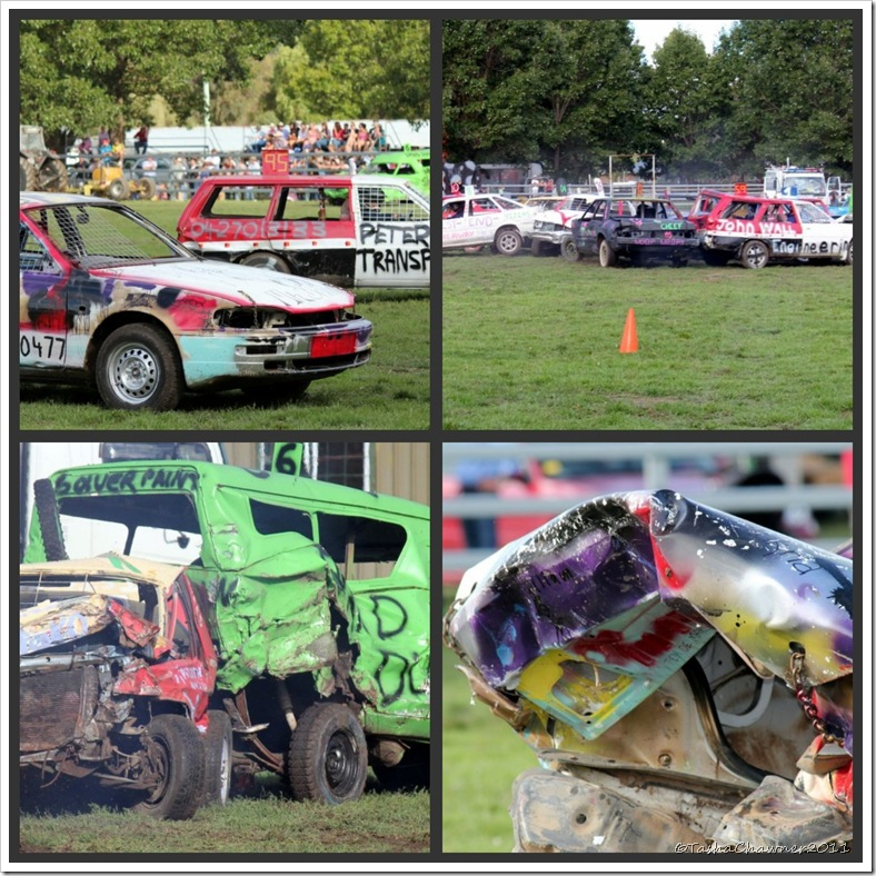 Day 104 - Demolition Derby