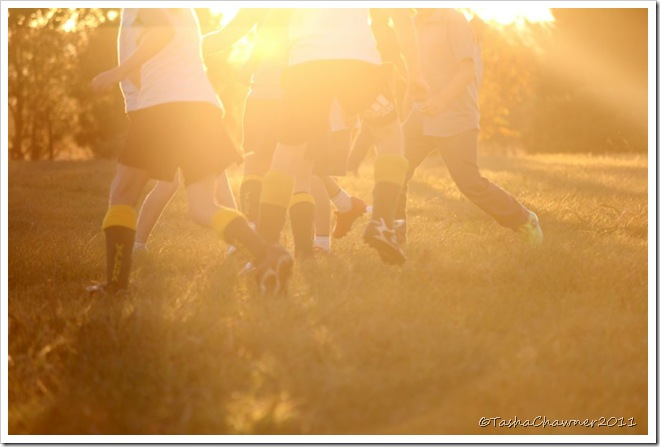 Day 153 - Soccer Training