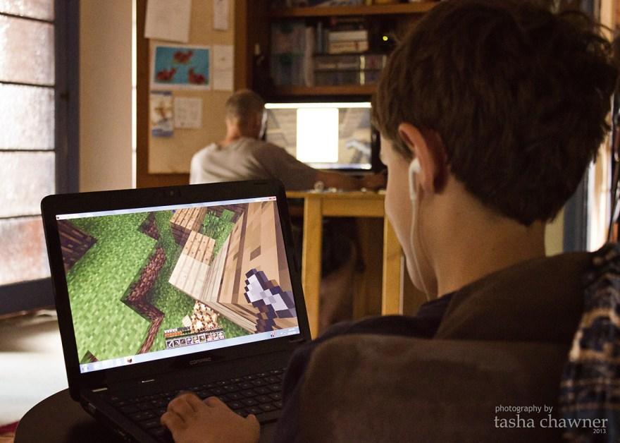 Minecraft LAN