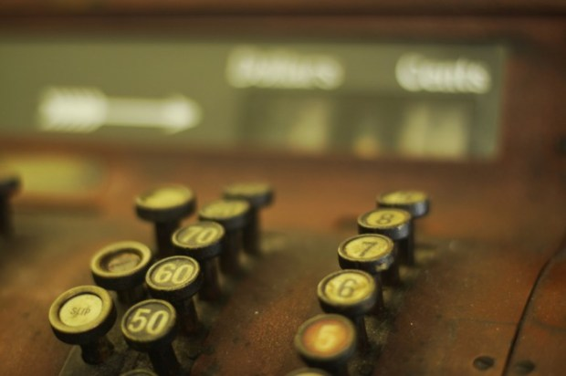 Cash Register by Interchangeable Parts on Flickr