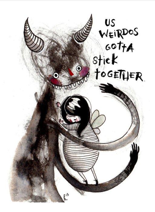 Us Weirdos