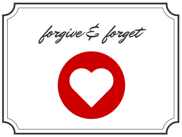 forgive-and-forget