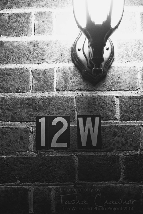 The Weekend Photo Project: your house number